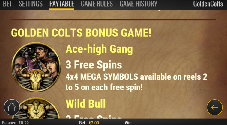 New Slot Release At Mr  Favorit Casino  Golden Colt Slot by Play'N Go